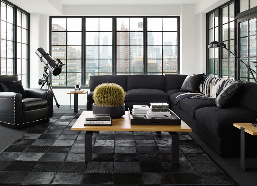 downtown modern ralph lauren home