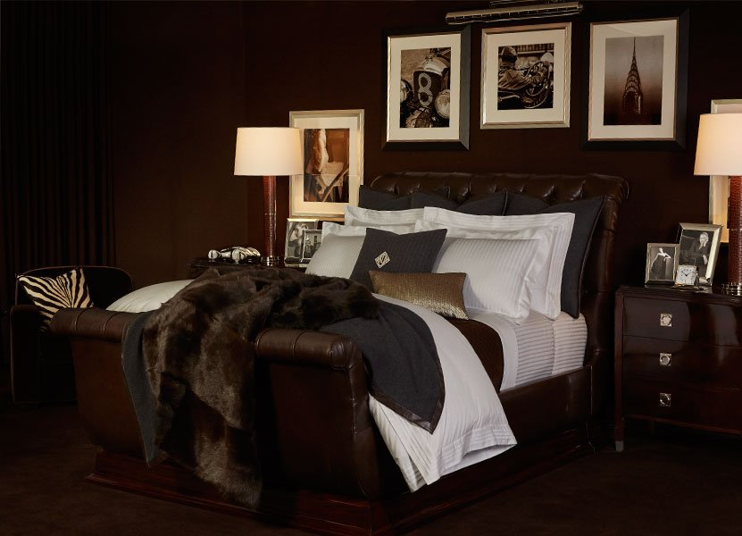 Penthouse suite ralph lauren home Ralph lauren home bedroom furniture