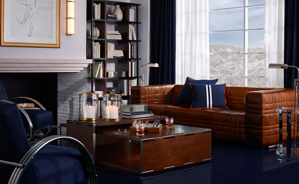 Screening Room Ralph Lauren Home Ralphlaurenhome Com