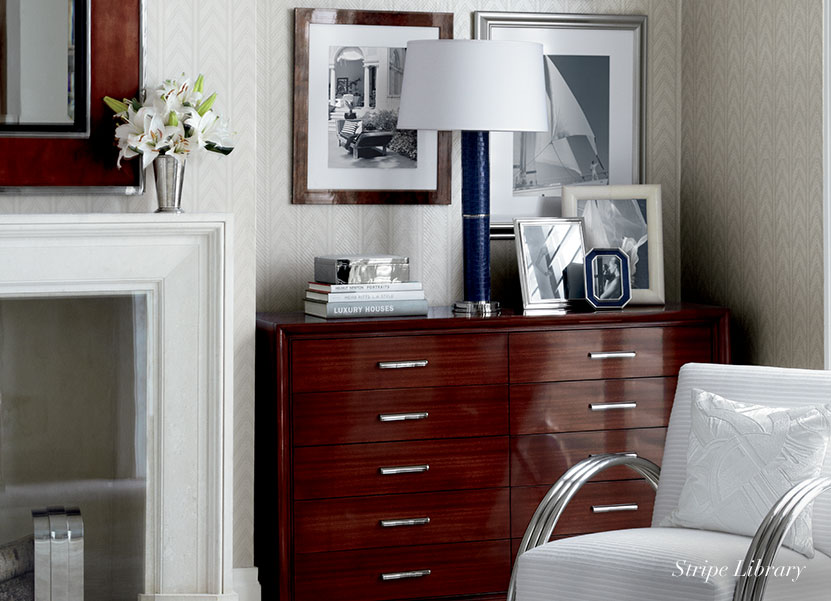 Wall covering products ralph lauren home for Ralph lauren bathroom ideas